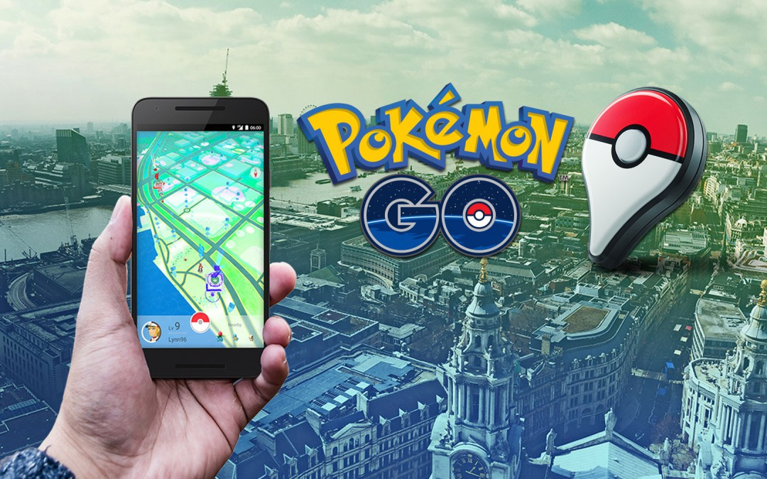 Pokemon GO and your property